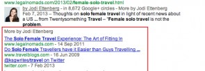 """Google rewards for readable content, implications for """"AuthorRank"""""""