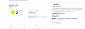 Structured mark-up & rich snippets: uses and opportunities for travel sites