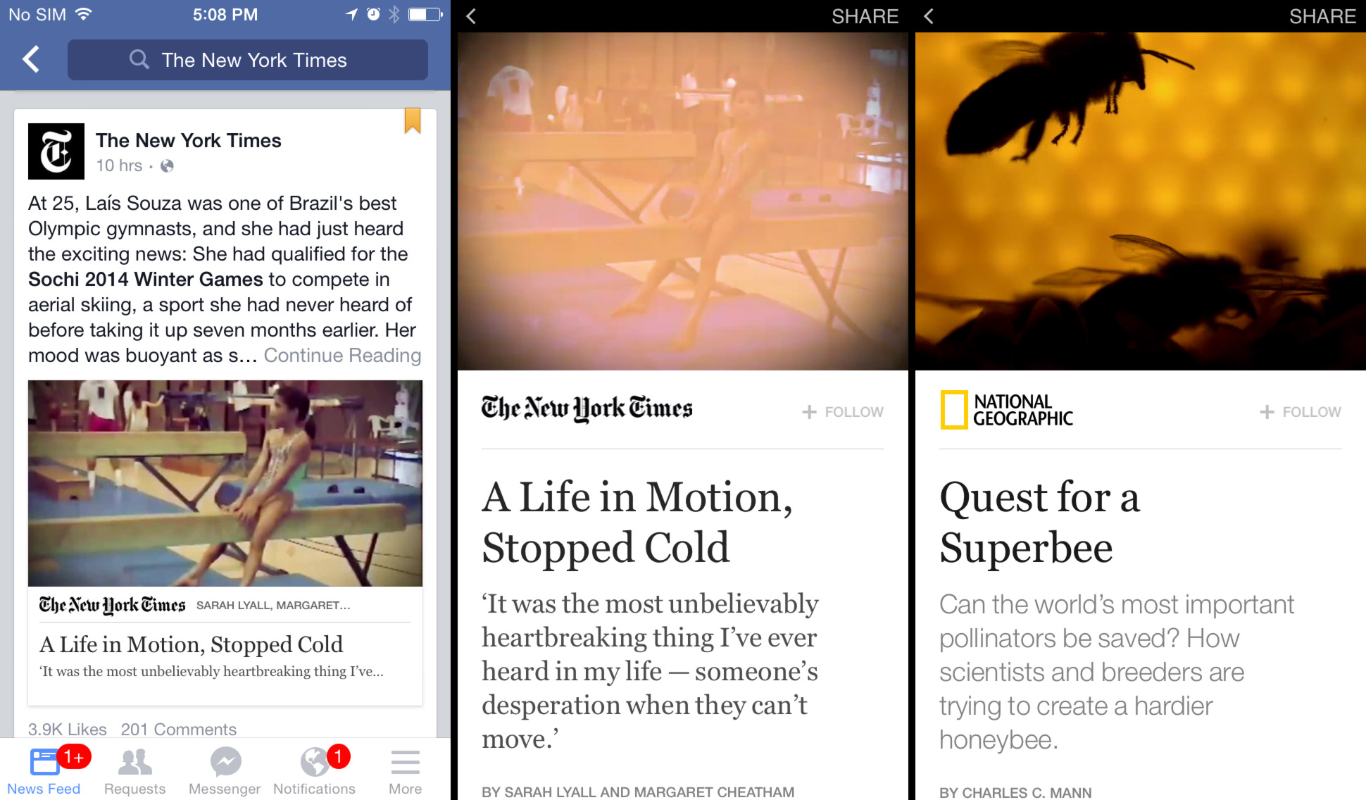 facebook instant articles for travel content marketing?
