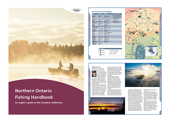 Ontario Fishing Handbook